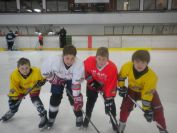 Paul, Livius, Nicklas, Luca